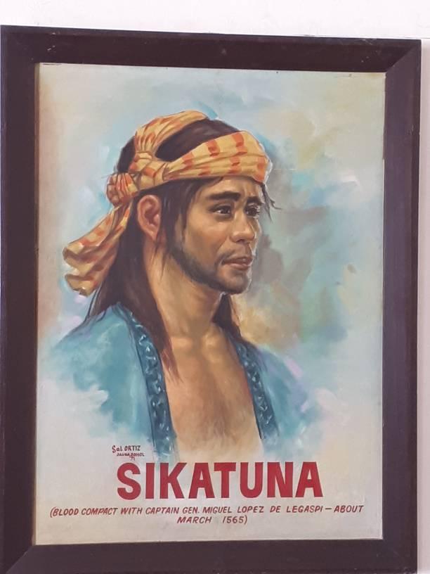 b46411847f54e6eab2c4a1c85b959c3b - Portrait of Sikatuna - History