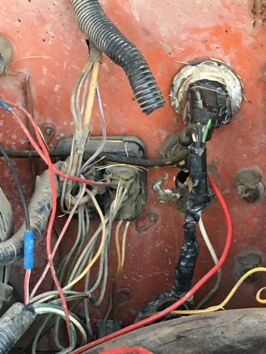Power Source To Steering Column 76 J20 Full Size Jeep Network