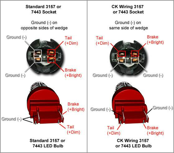 led tail/brake light problem | nissan frontier forum  nissan frontier forum