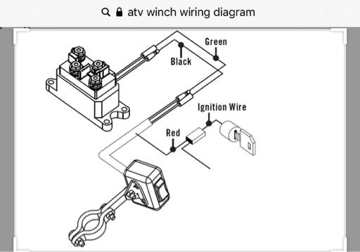 atv winch switch wiring  solar power 3 phase wiring