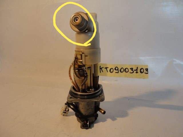 Pompa di benzina Fuel Pump compatibile con KTM 990 1050 1198 RC8R