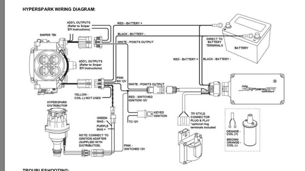 Holley hyperspark - Full Size Jeep Network | Holley Ignition Wiring Diagram |  | FSJ Network