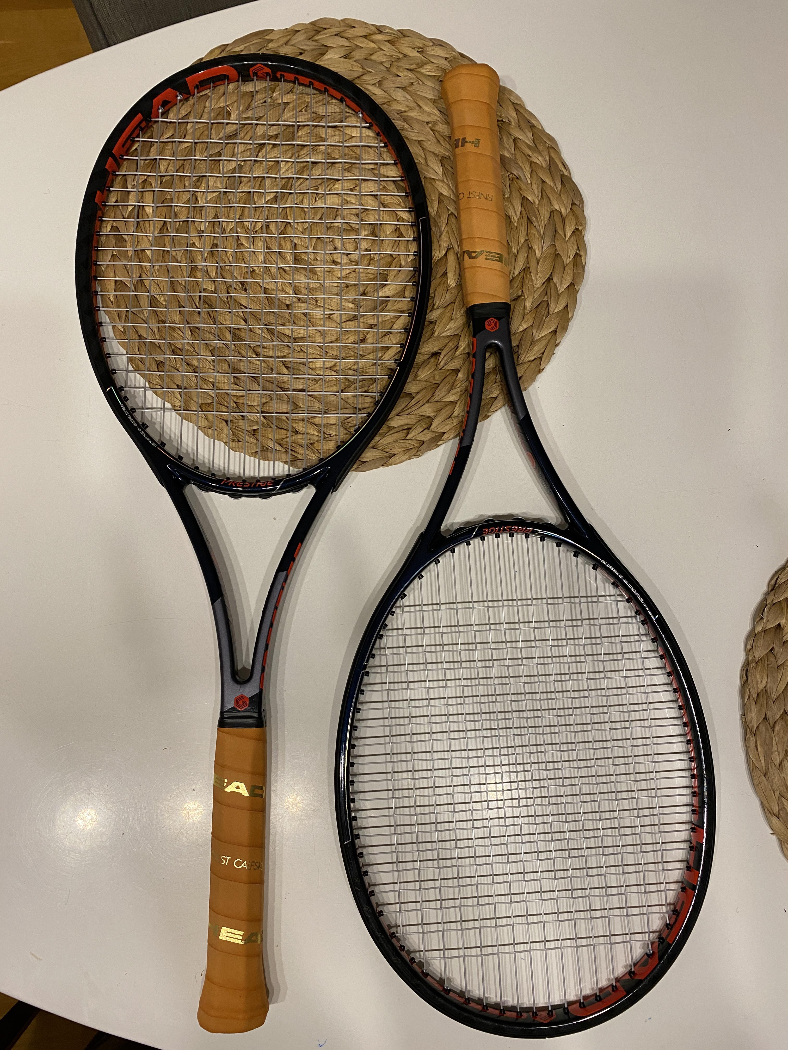 *NEU*Head Graphene XT Prestige MP Tennisschläger racket L3 strung racquet 320g