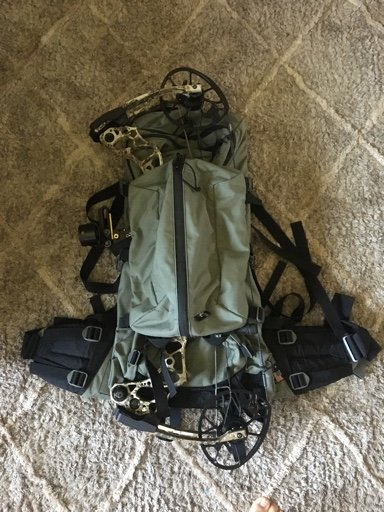 hunting saddle backpack thread official