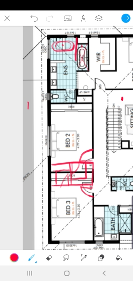 Feedback on a two-story home design