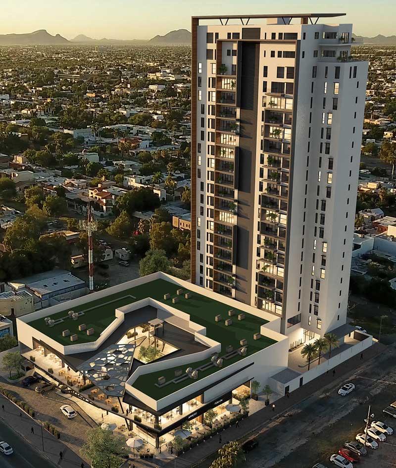 Resultado de imagen para hotel bugambilia será torre