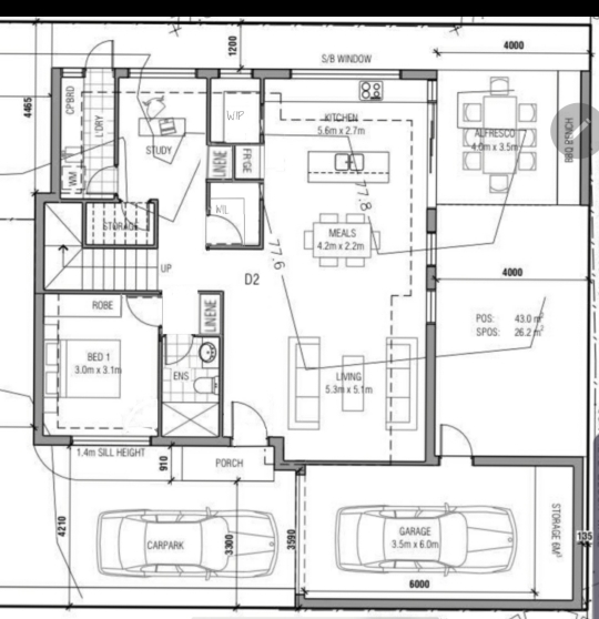 First Build - need feedback on our floor plan
