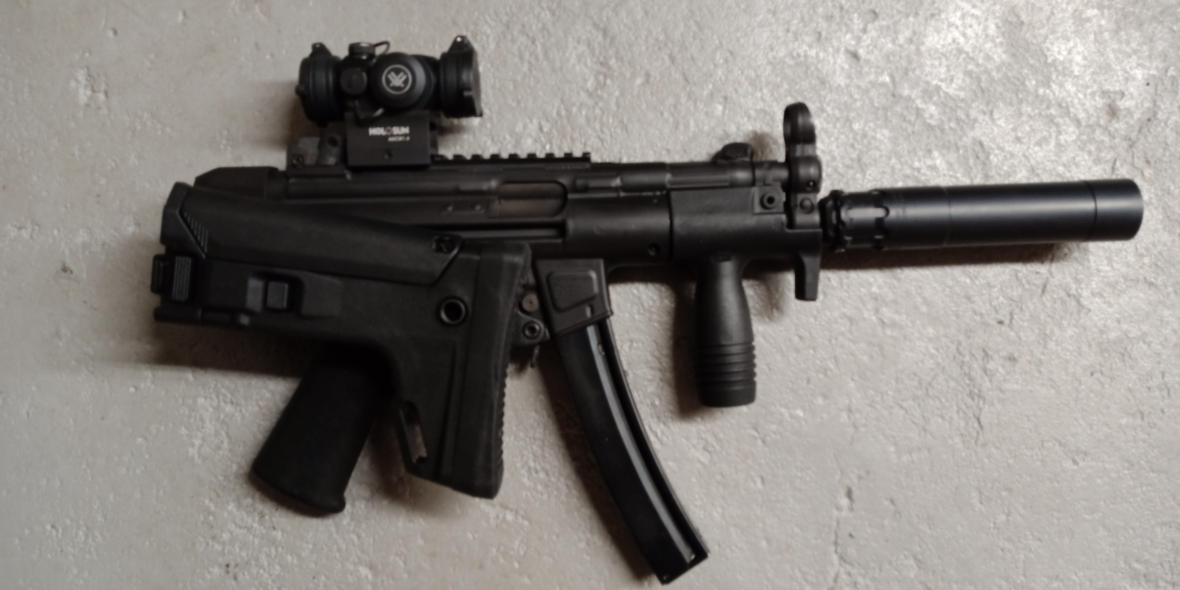 Mp5 Acr Stock Adaptors In Production Hkpro Forums