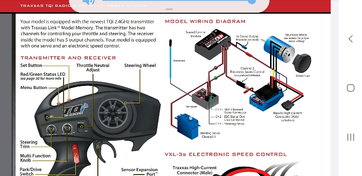 [SCHEMATICS_4FD]  Receiver Wiring | Slash Wire Diagram |  | Traxxas Forum