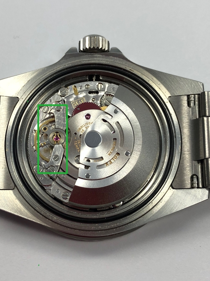 SH 3135  - Μηχανισμοί Ρολογιών
