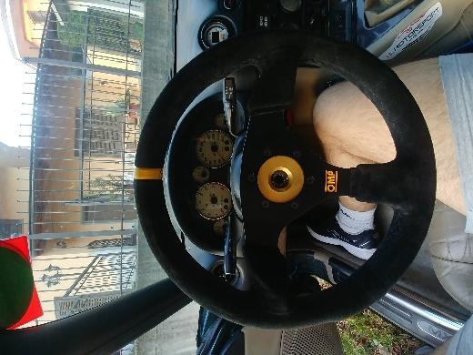 Nuovo volante