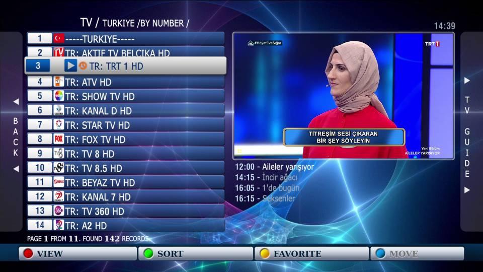 Enigma2 plugin vavoo Vavoo TV