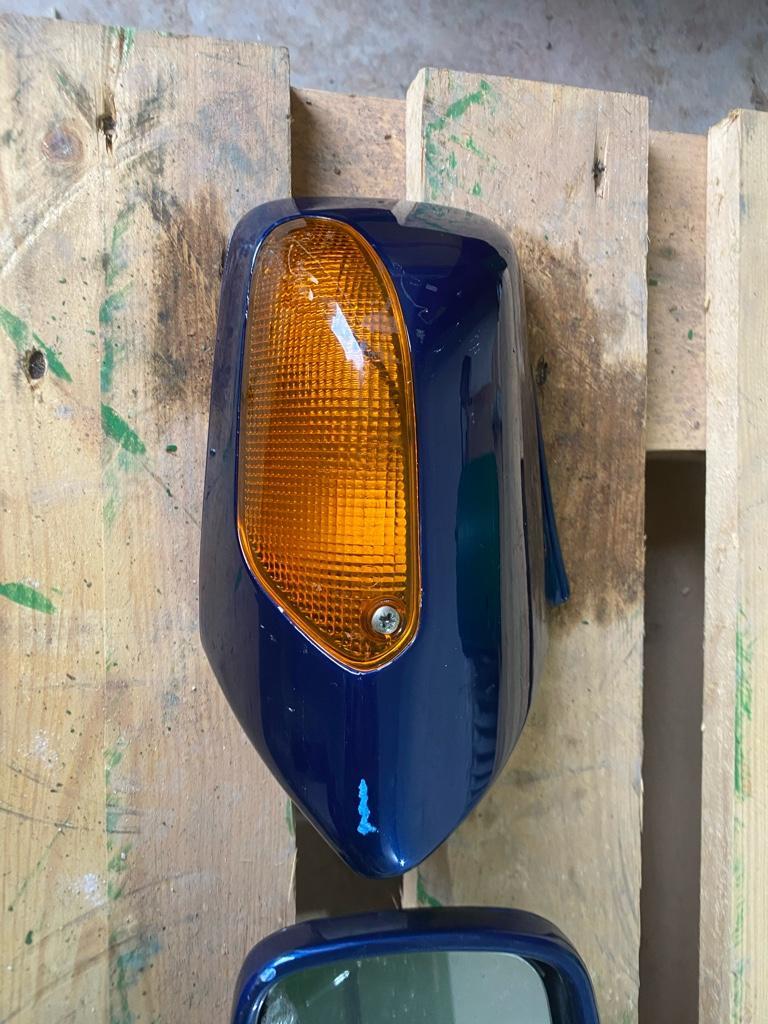 Ala Convexa Cristal Espejo Para BMW K75 K100 K100RS