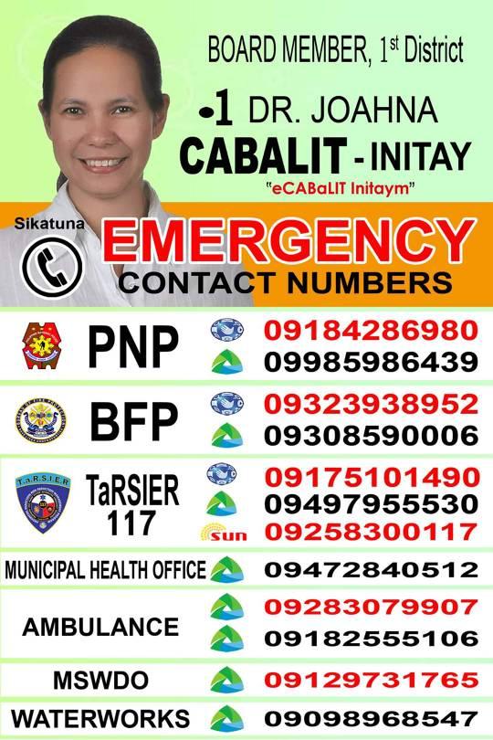 3dd539dfbb260d950ebebd7ded110adc - Sikatuna Emergency Phone Numbers - Sikatuna - Bohol