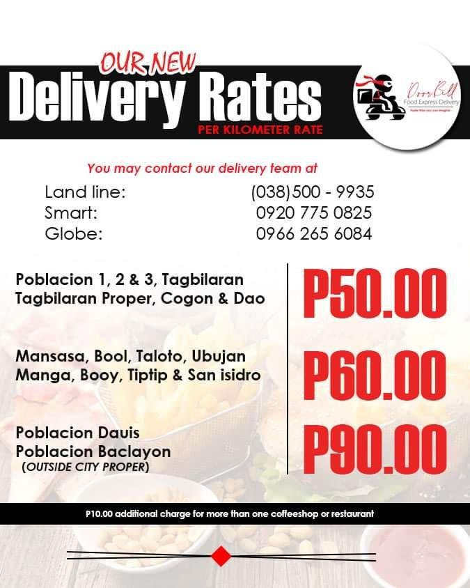 57a81e7f6a0491a33667f311deaa2b8a - Delivery Rates of Door Bill Service - Bohol Directory