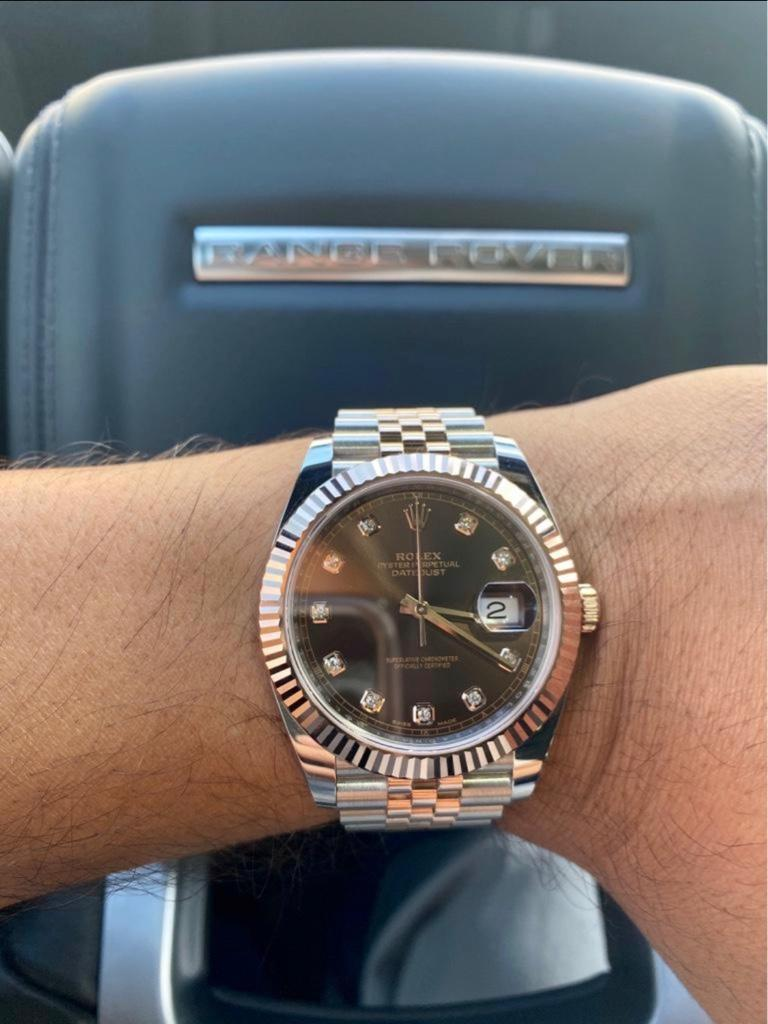 Datejust 36 Or 41