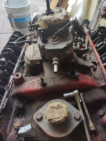 aa68f997acf50b7262289607785d3262 in 318 motor and transmission 727 for sale in Parts / Misc For Sale
