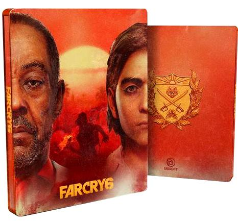 Far Cry 6 Steelbooks Collectors Edition Forums