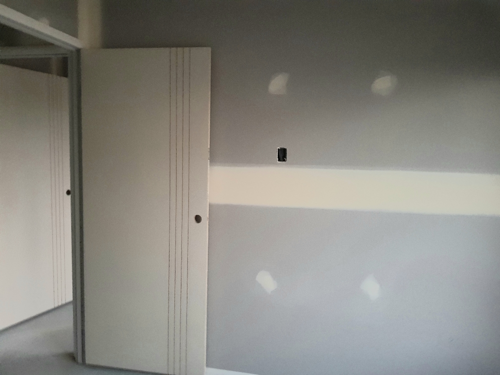 Light switch placement middle of room