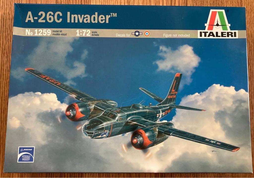 Italeri 1/72 MB.326K Impala, previewed by Scott Van Aken