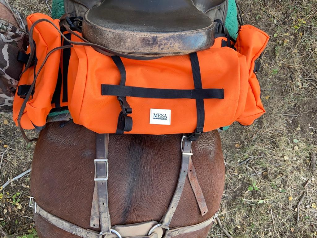 Mesa Horse Gear Saddle Cantle Bags Rokslide Forum