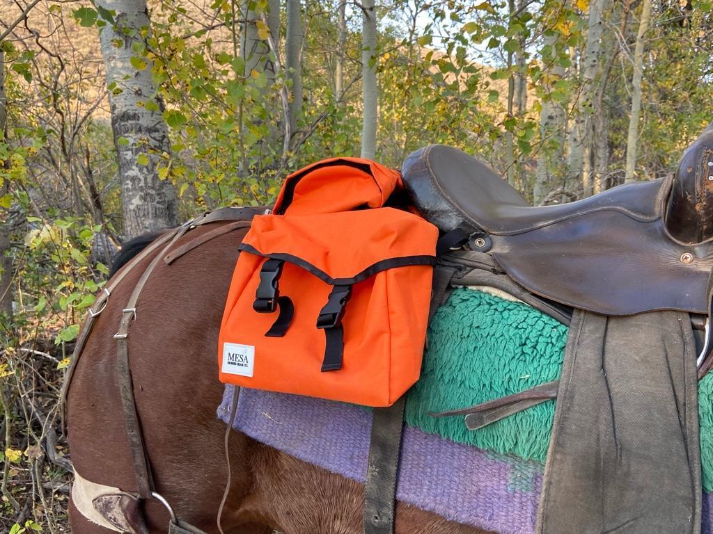 Mesa Horse Gear Saddle Cantle Bags Rokslide Forum