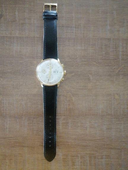 Junghans Meister Chronoscope Gold Plated - Αγγελίες για μεταχειρισμένα ρολόγια