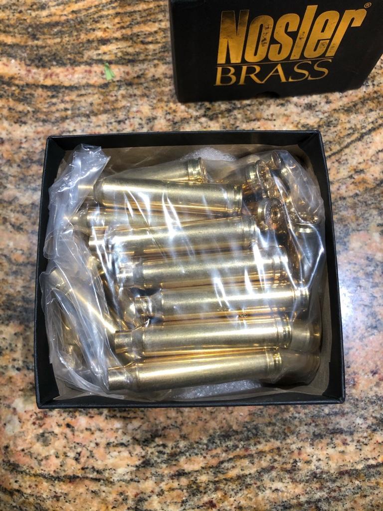WTS - Nosler 300 Win Mag Brass 50ct New   Rokslide Forum
