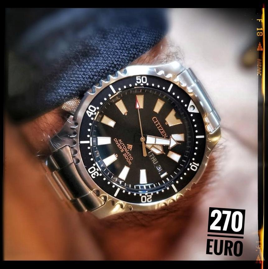 Citizen promaster Fugu Limited  - Αγγελίες για μεταχειρισμένα ρολόγια