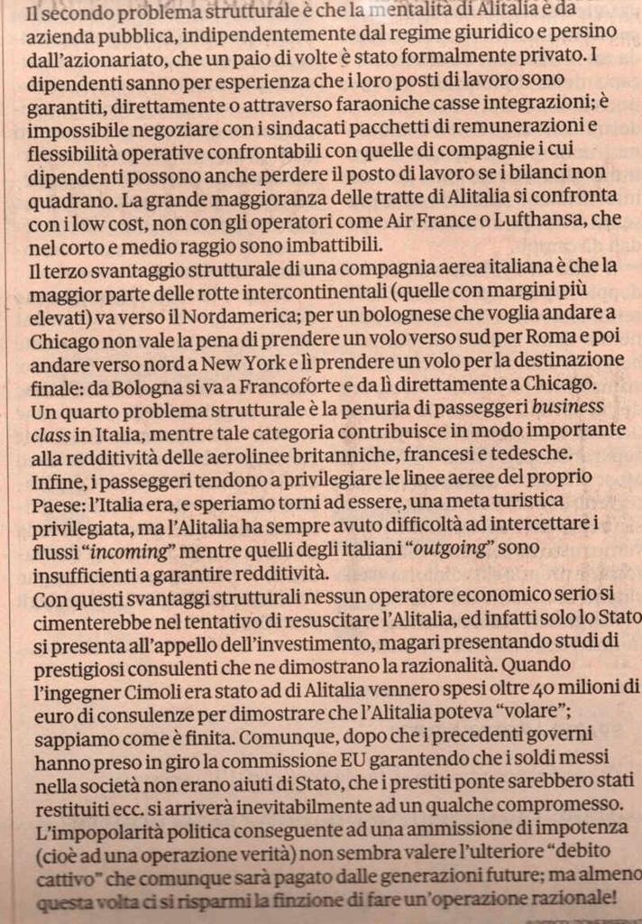Alitalia, scontro con la EU - Pagina 8 Beb490950b342772f990e00f020950ad