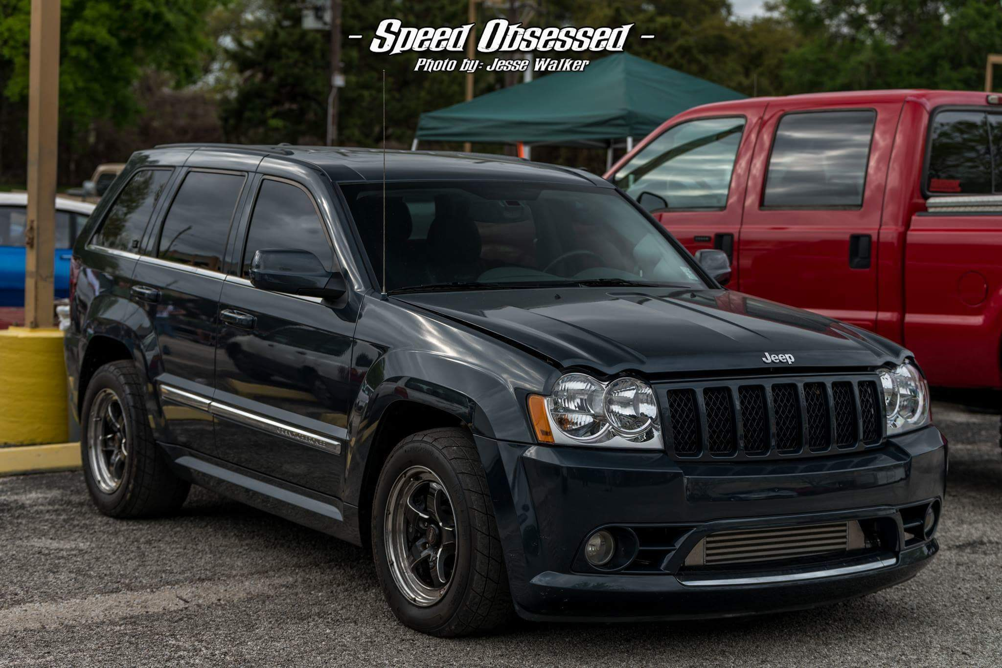 SOLD 1300whp fully built SRt8 Jeep trades plus cash for ...