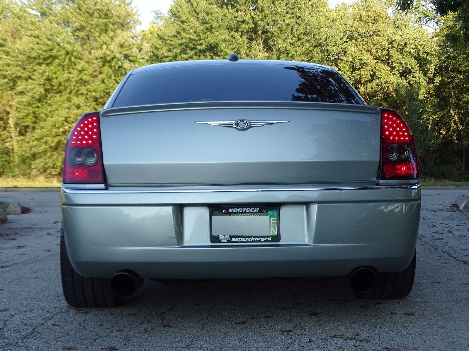 2005 Chrysler 300c 400ci w/ Vortech