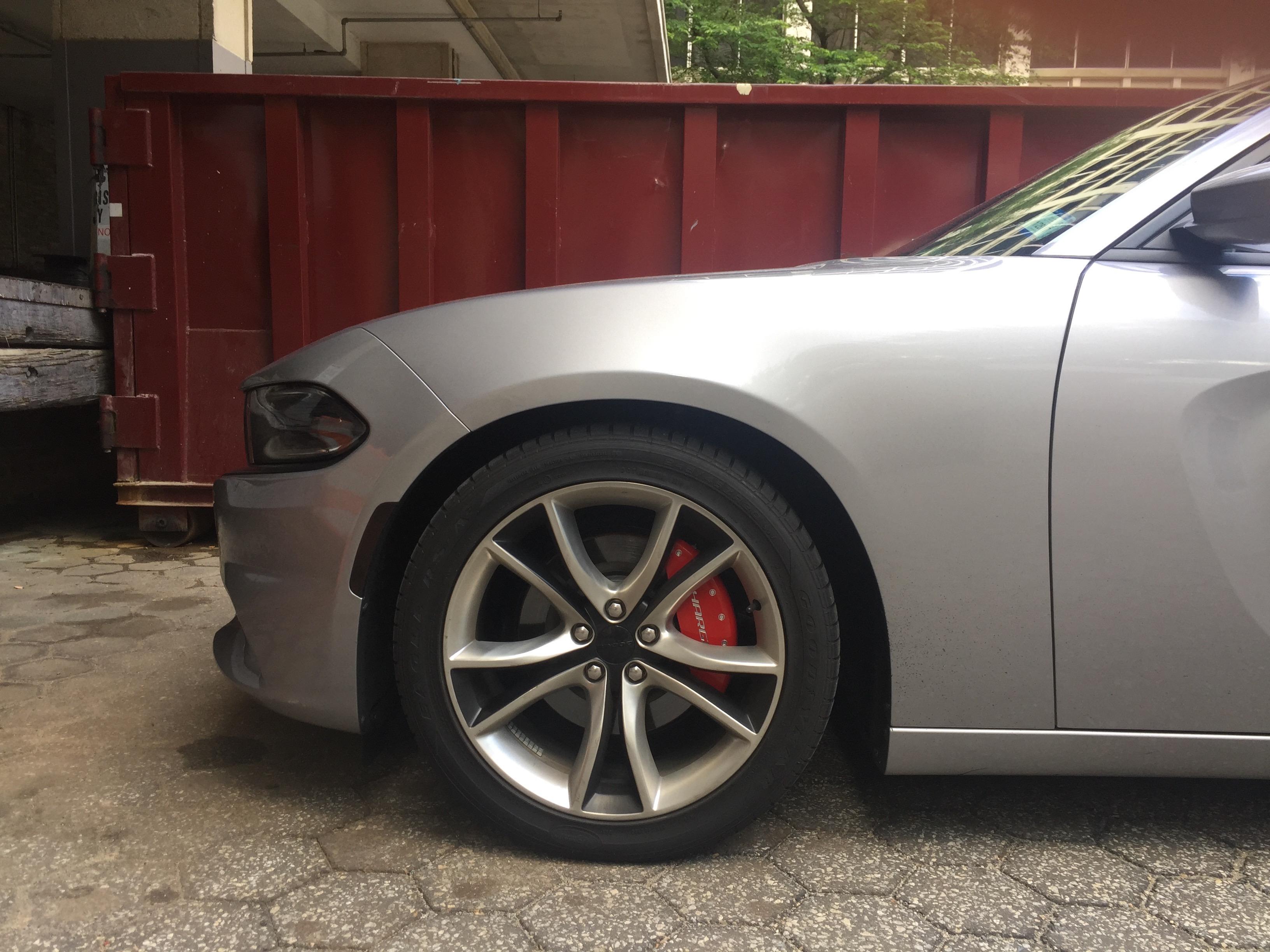 SOLD Mopar Suspension Upgrade P5155435AD Dodge Charger