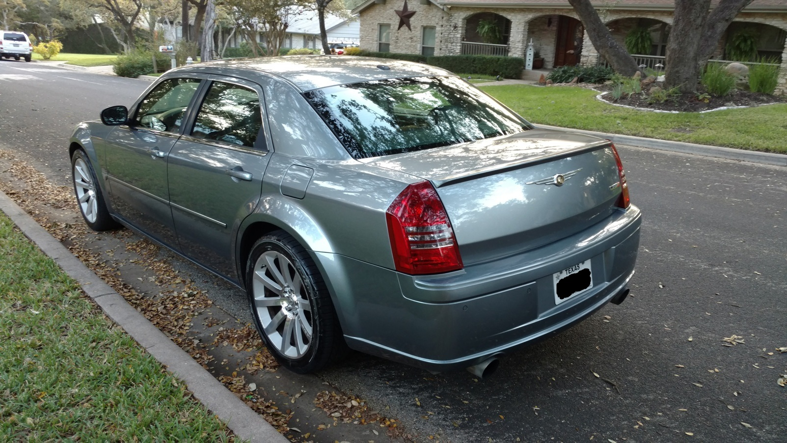 sold 2006 chrysler 300 srt8. Black Bedroom Furniture Sets. Home Design Ideas