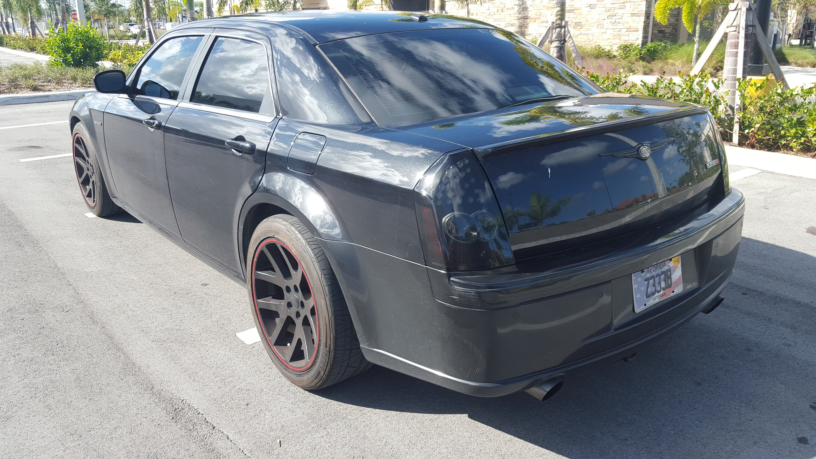 Parting out 2006 Chrysler 300 SRT8