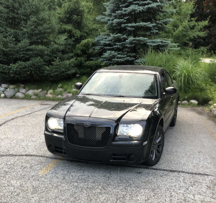 2005 Chrysler 300c procharged, bfny converter, no weeds electric cutouts