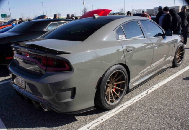 2017 Charger HC