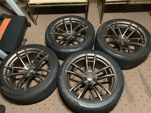 MRR M392 Wheels