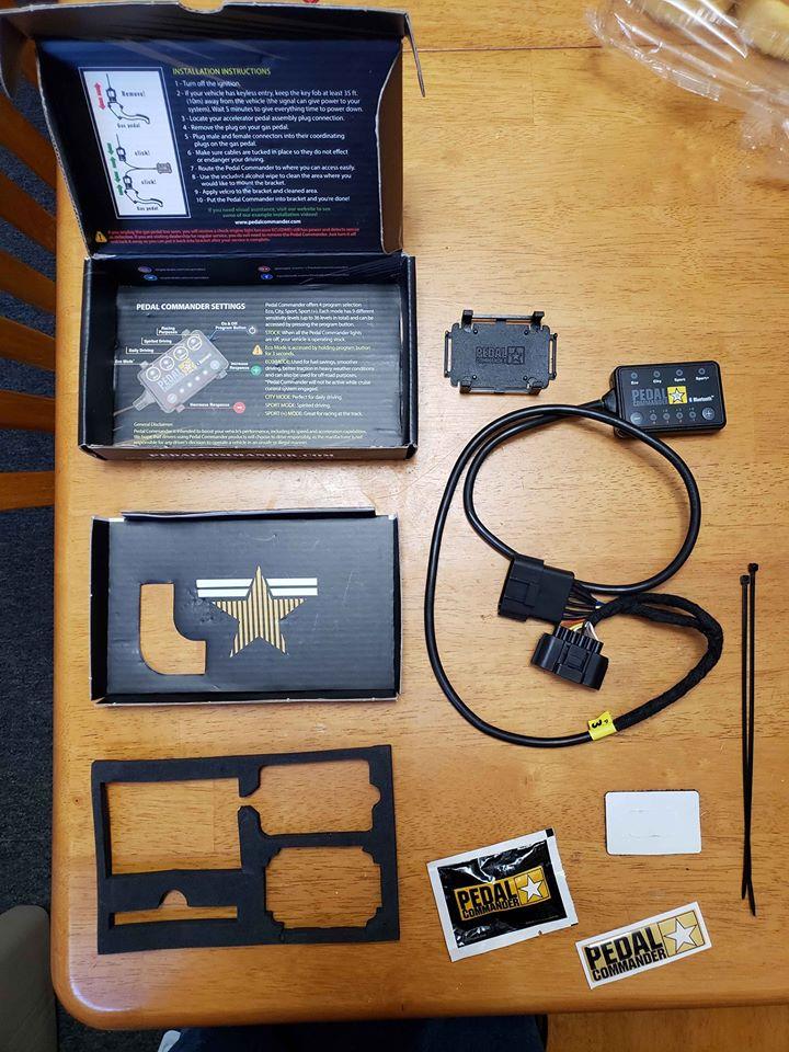 Pedal Commander PC30