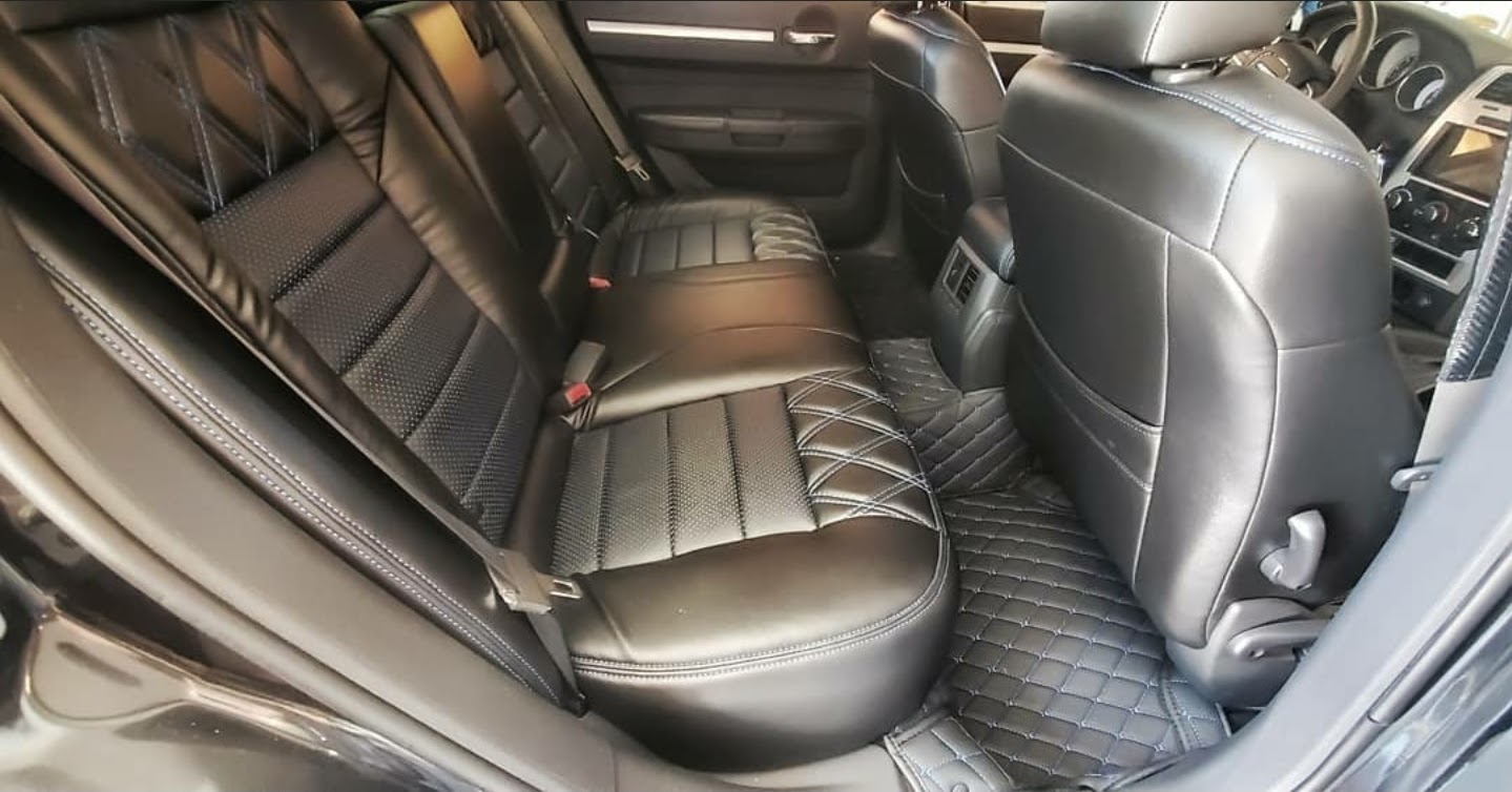 2010 Custom Dodge Charger Widebody