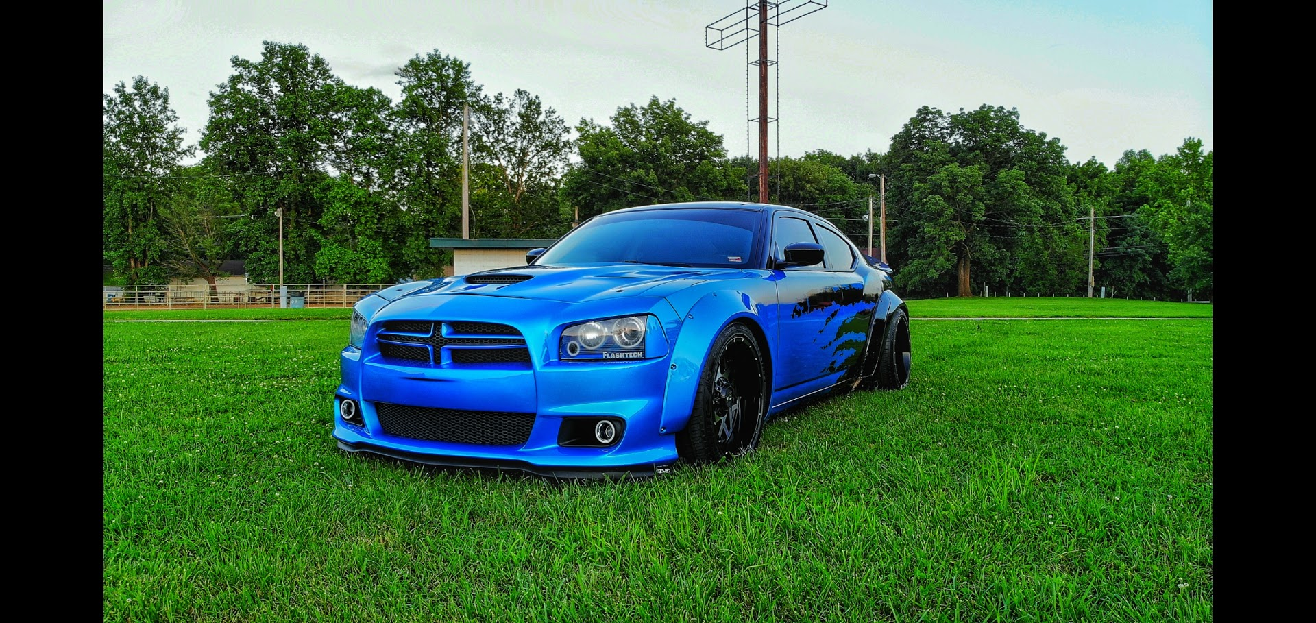2010 Custom Dodge Charger Widebody